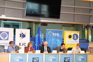 Kim Robin Stoller European Parliament Working Group on Antisemitismus