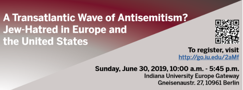 International Instiute for Education and Research on Antisemitism